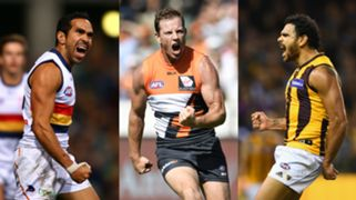 #AFL Small Forwards