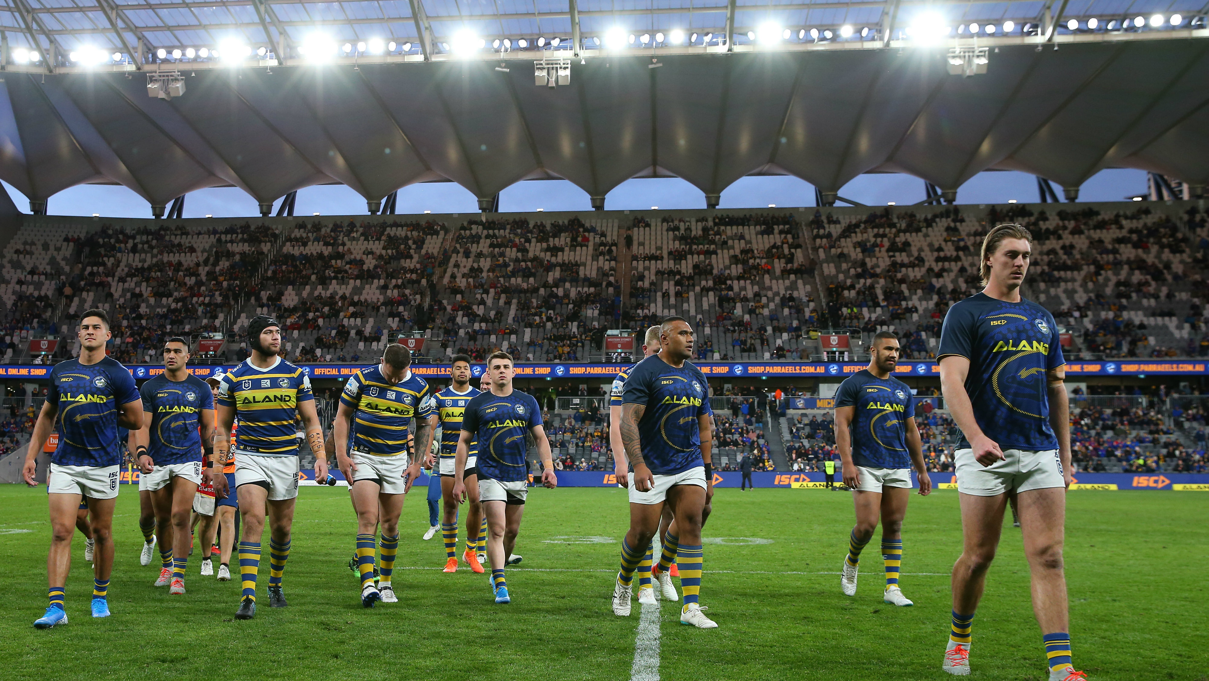 Parramatta Eels preparing to 'splash the cash' on key forward for 2021 NRL season
