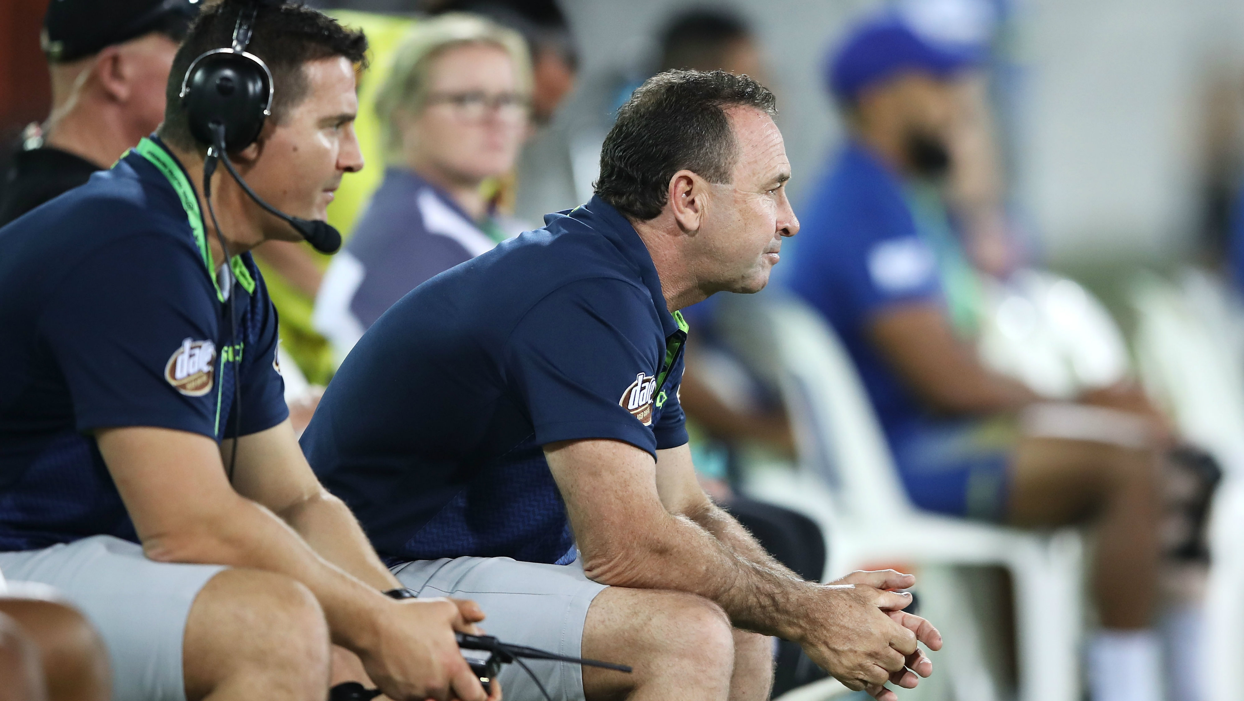 Hudson Young: Ricky Stuart rejects claims of an alleged eye gouge from Raiders forward