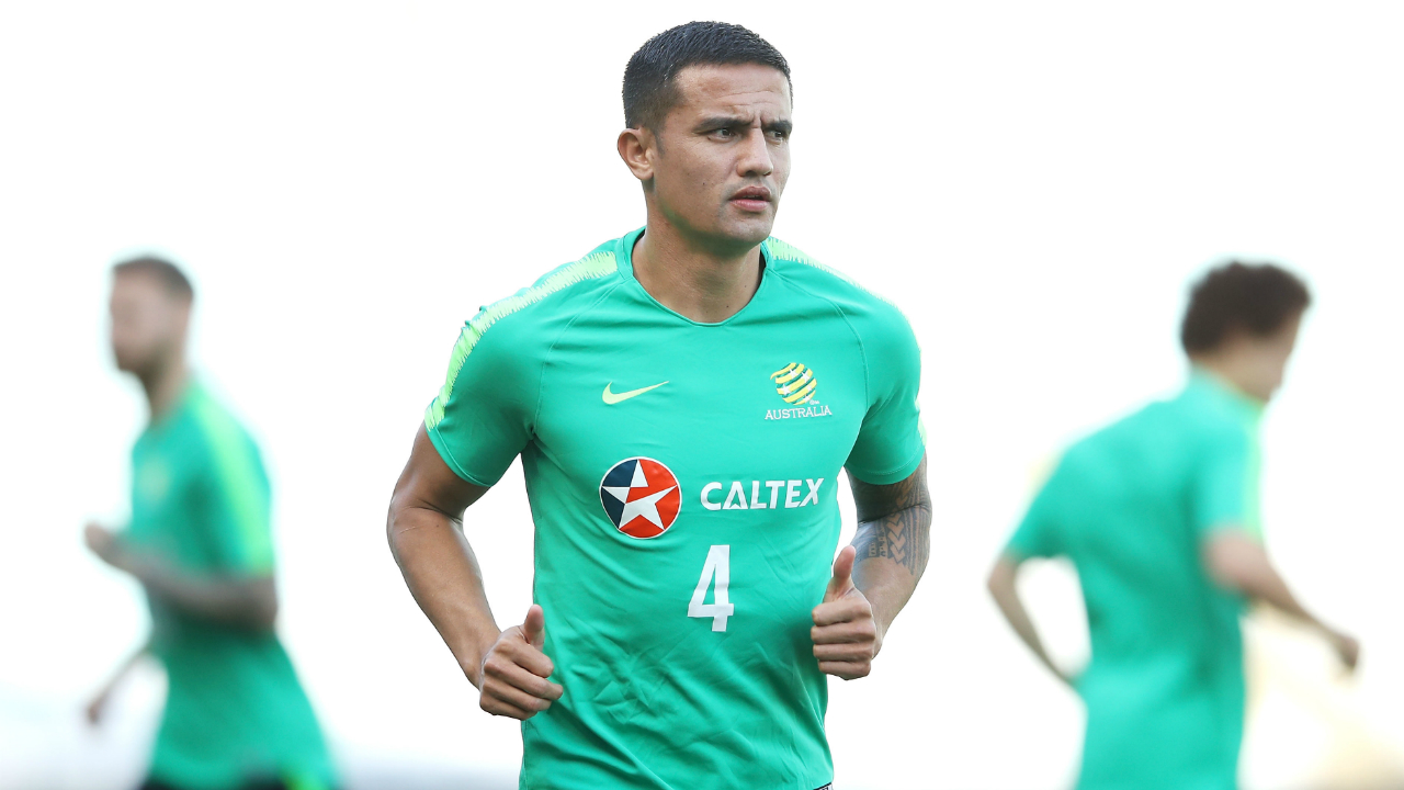 Australia v Lebanon: When did this suddenly become about Tim Cahill and not the Socceroos?