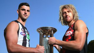 #Pendlebury Heppell Collingwood Essendon Anzac Day