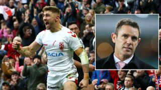 Tommy Makinson Brad Fittler