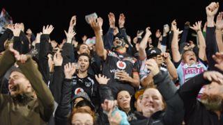 New Zealand Warriors fans