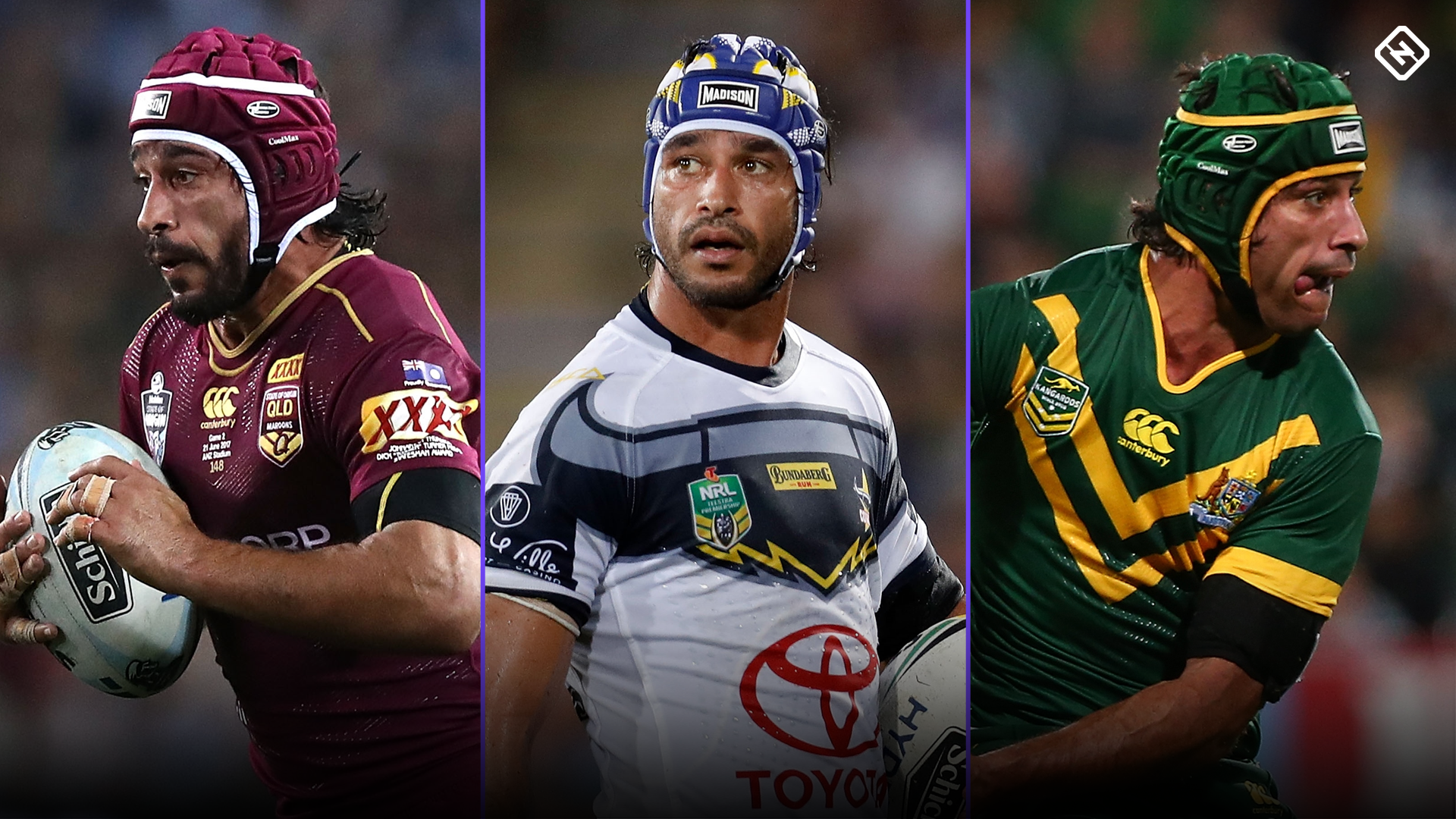 Farewell JT: Johnathan Thurston's incredible career by the numbers