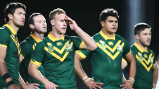 Kangaroos v New Zealand