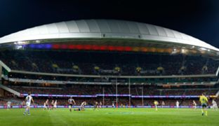 #Adelaide Oval