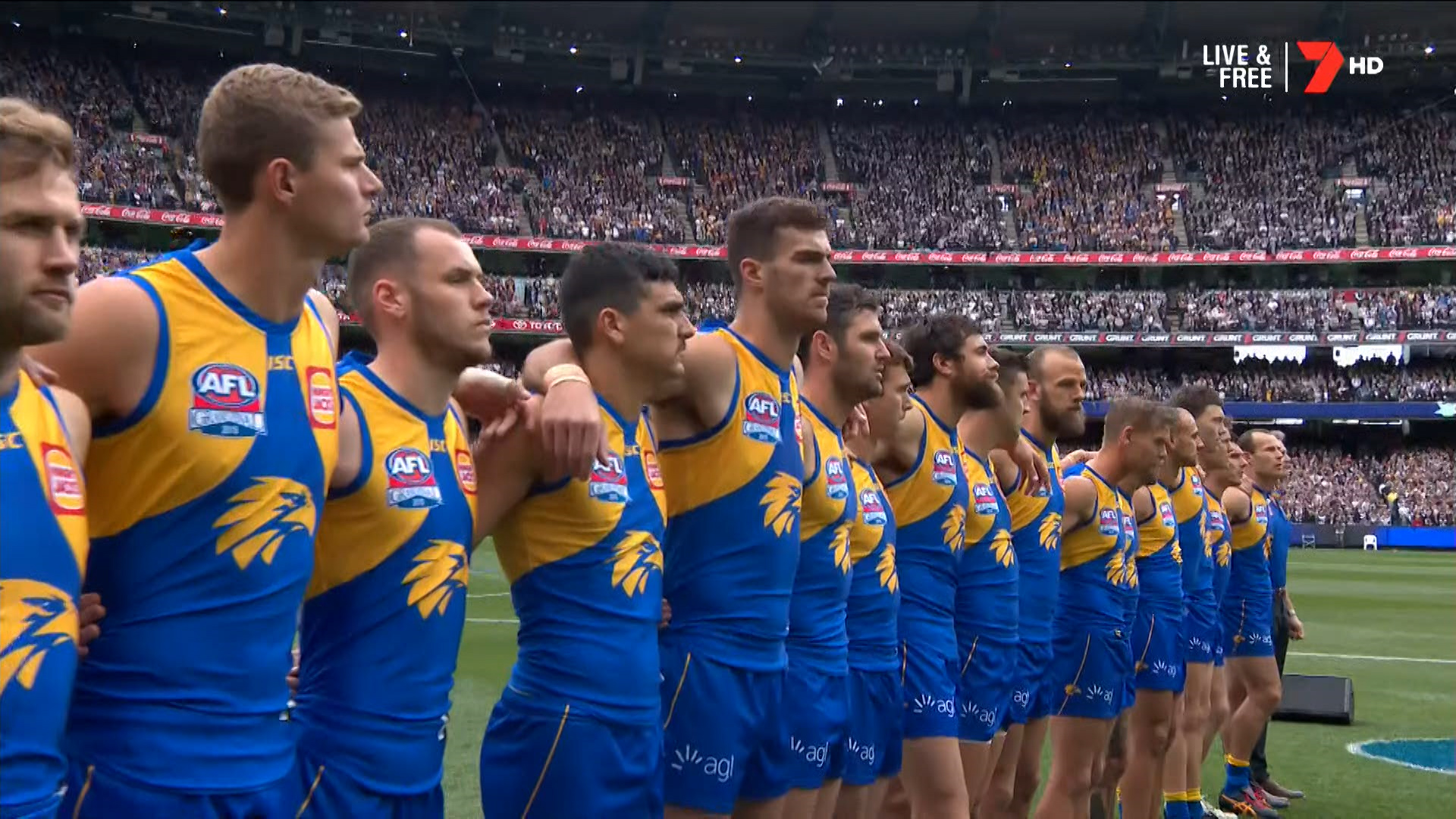 AFL Grand Final player ratings: West Coast Eagles