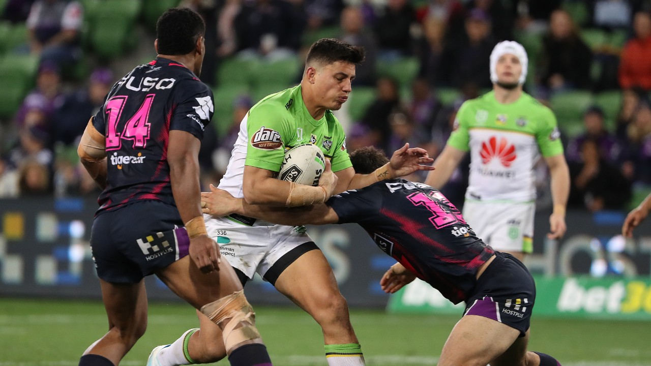 NRL 2019: Joseph Tapine escapes ban for punching