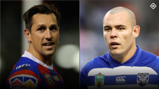 Mitchell Pearce David Klemmer