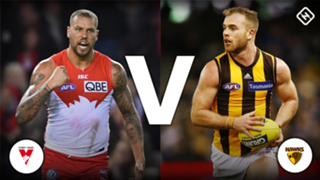 #Swans v Hawks how to watch