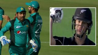 Sarfraz Ahmed Ross Taylor