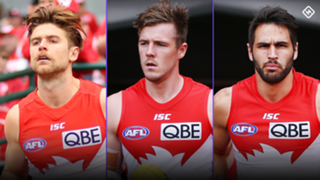 Sydney Swans co-captains