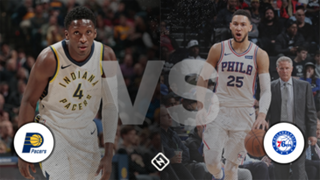 #Sixers vs PAcers