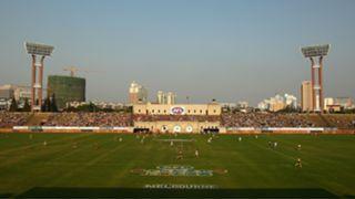 #Jiangwan Sports Centre