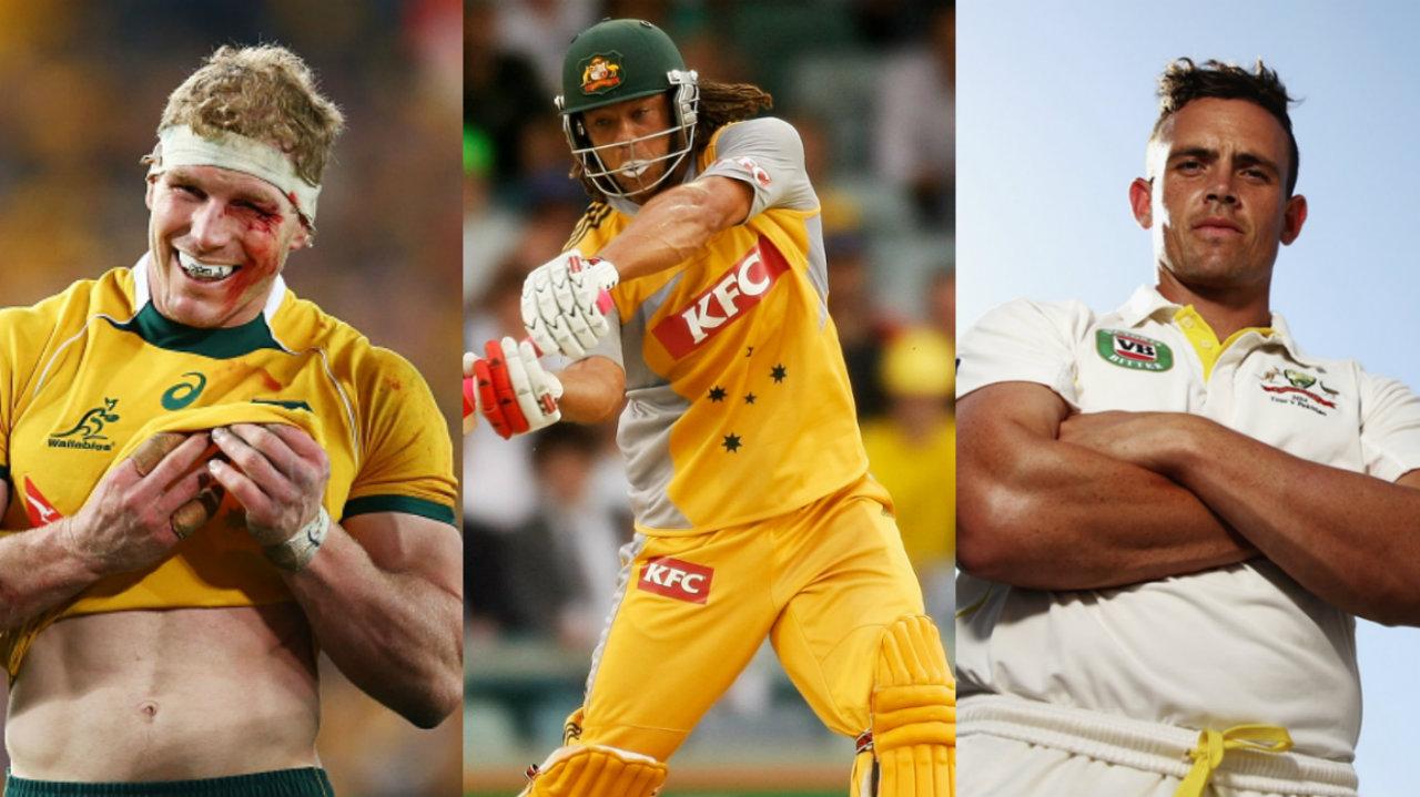 Australian sports stars who weren't born in Australia