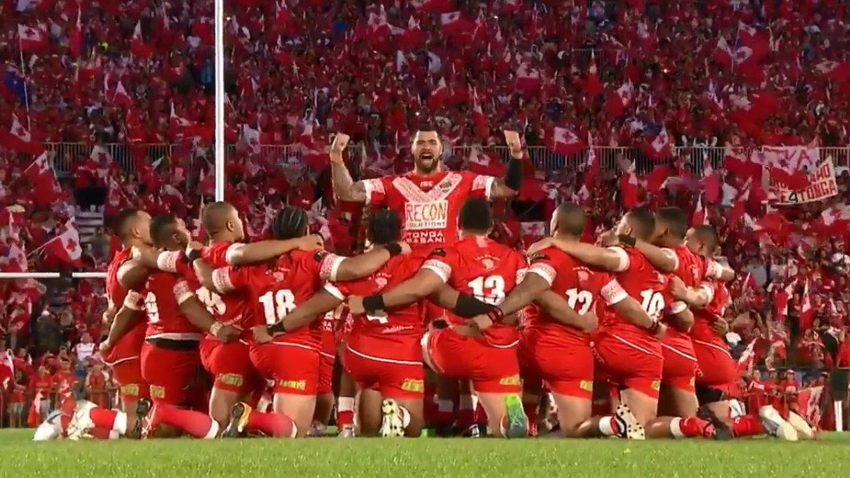 Australia v Tonga: Sipi Tau rocks Mt Smart Stadium