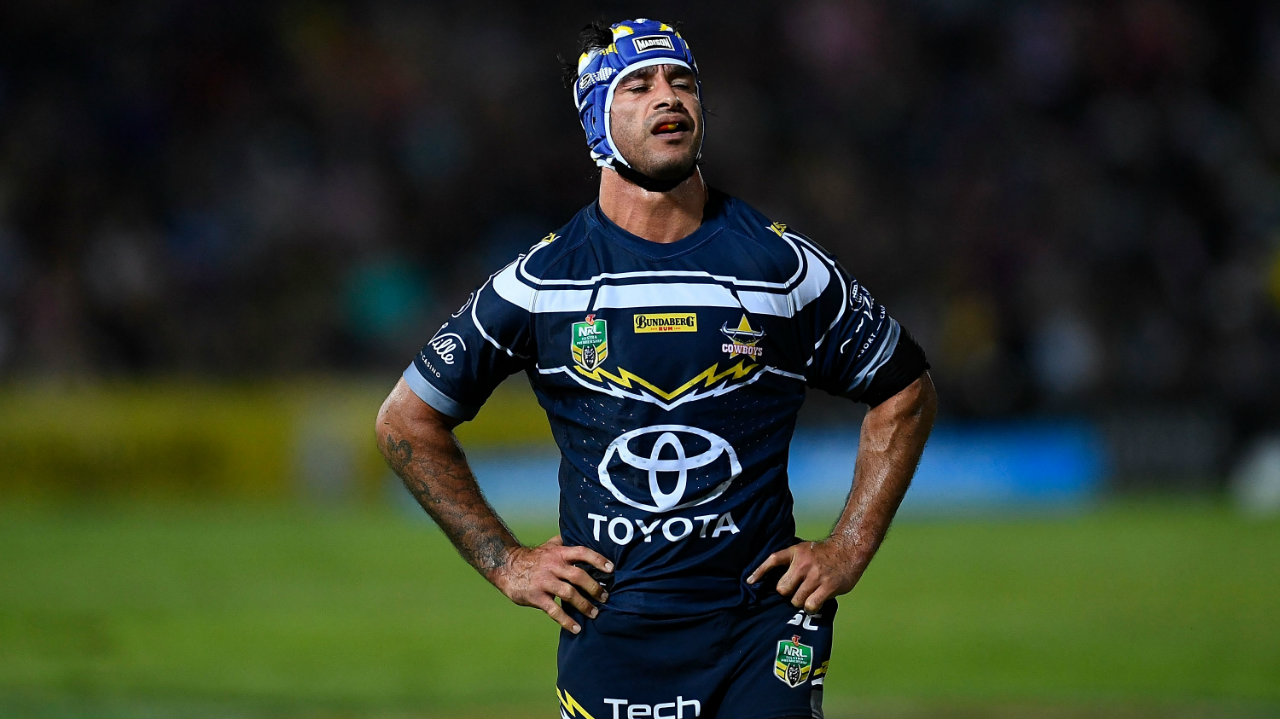 Has Johnathan Thurston played one season too long for the Cowboys? | Sporting News