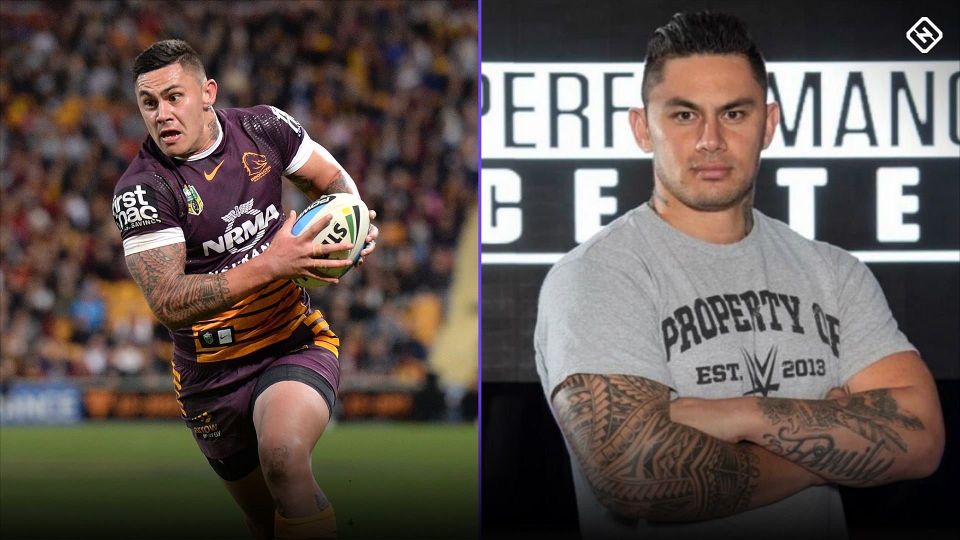 Former NRL star Daniel Vidot enjoying every moment of transition into professional wrestling with WWE