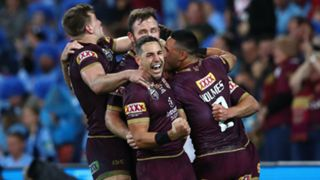 #Queensland state of origin