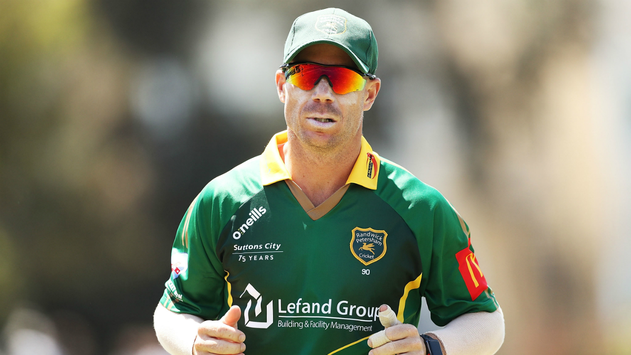 David Warner to captain Sylhet Sixers in Bangladesh Premier League