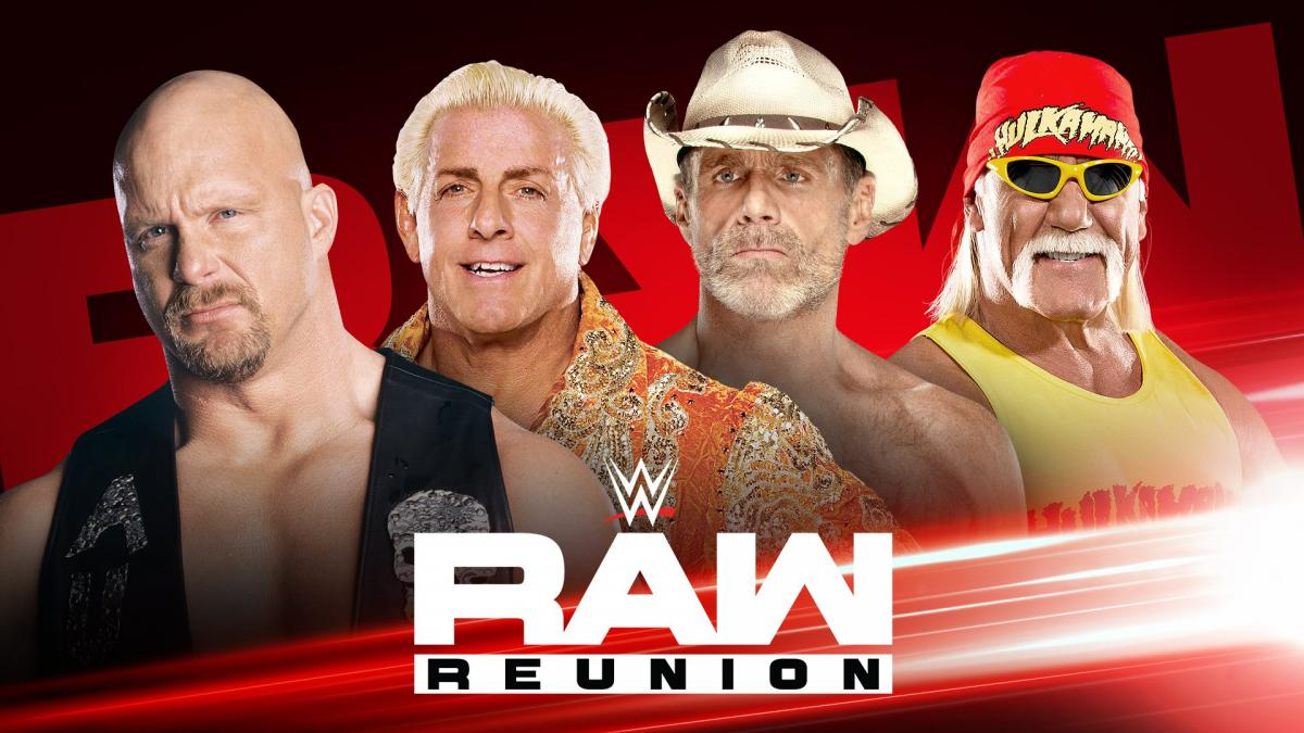 Massive name set to appear for WWE's 'Raw Reunion' show