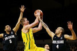 FIBA Oceania Game 2