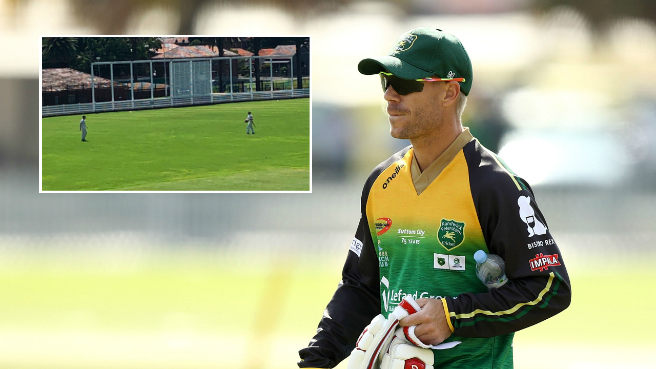 David Warner 'flat and down' after alleged sledge from Phillip Hughes' brother
