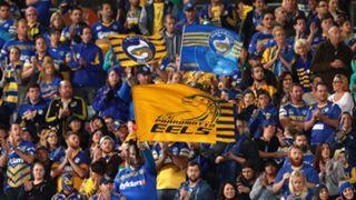 Parramatta fans