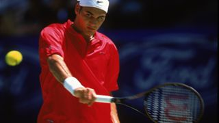 Roger Federer 2001