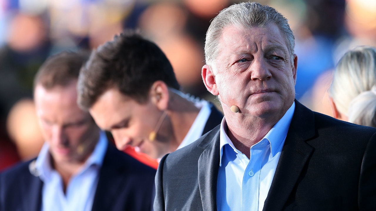 Phil Gould tees off on the NRL judiciary over treatment of Hudson Young's eye gouge case