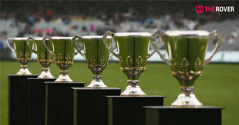 #AFL premiership cup cups grand final