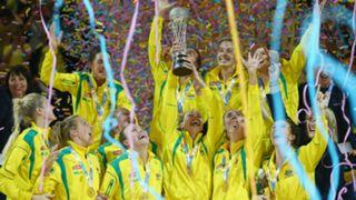 Diamonds 2015 Netball World Cup