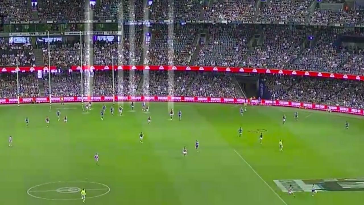 #AFL360 Bombers' forward line