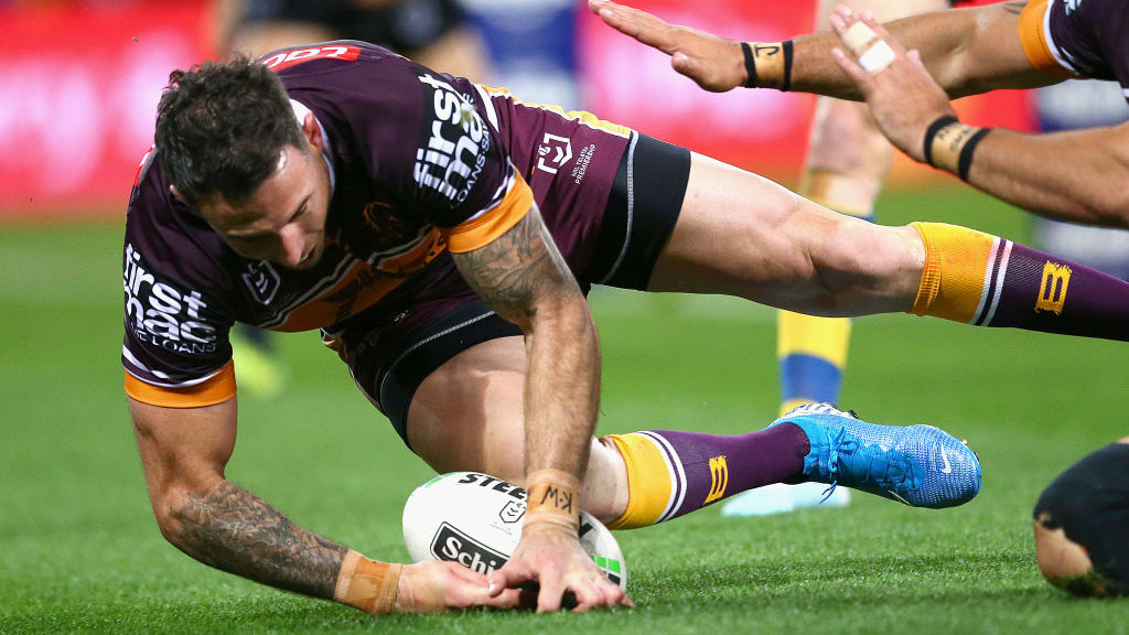 Broncos v Eels: Darius Boyd opens up on the media after standout performance