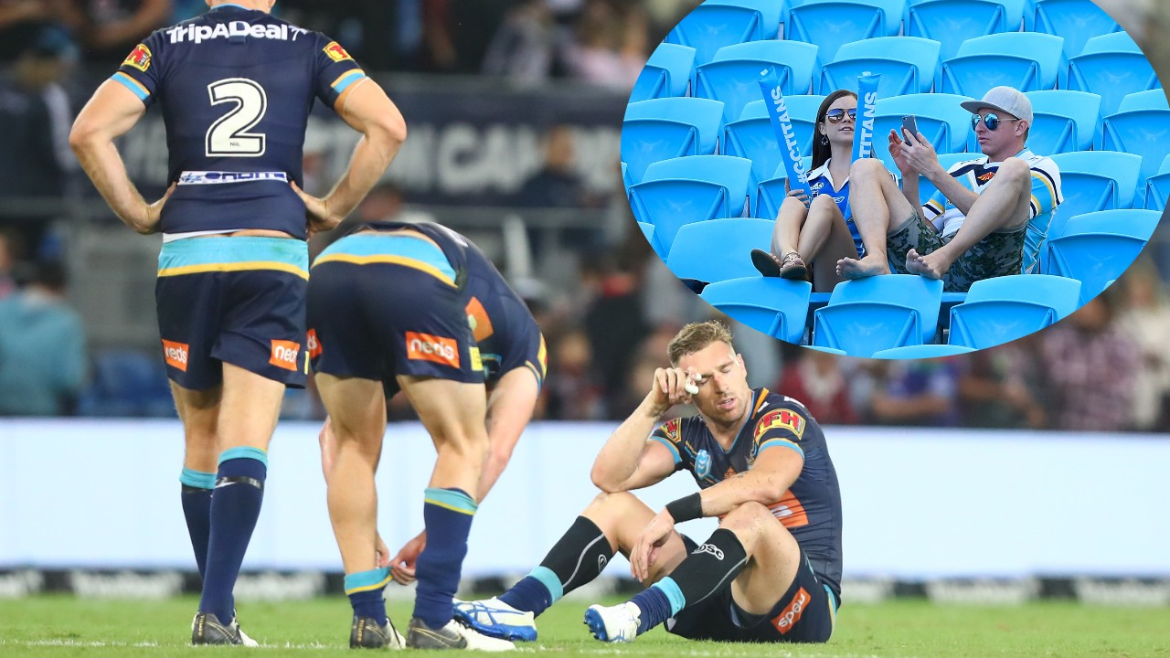 The Gold Coast Titans need to make way for the Central Coast Bears