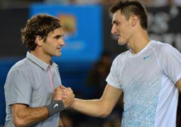 Federer v Tomic