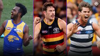 #Nine players round seven