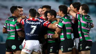 Rabbitohs and Roosters