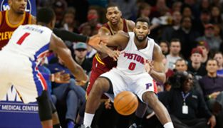 Andre Drummond & Tristan Thompson