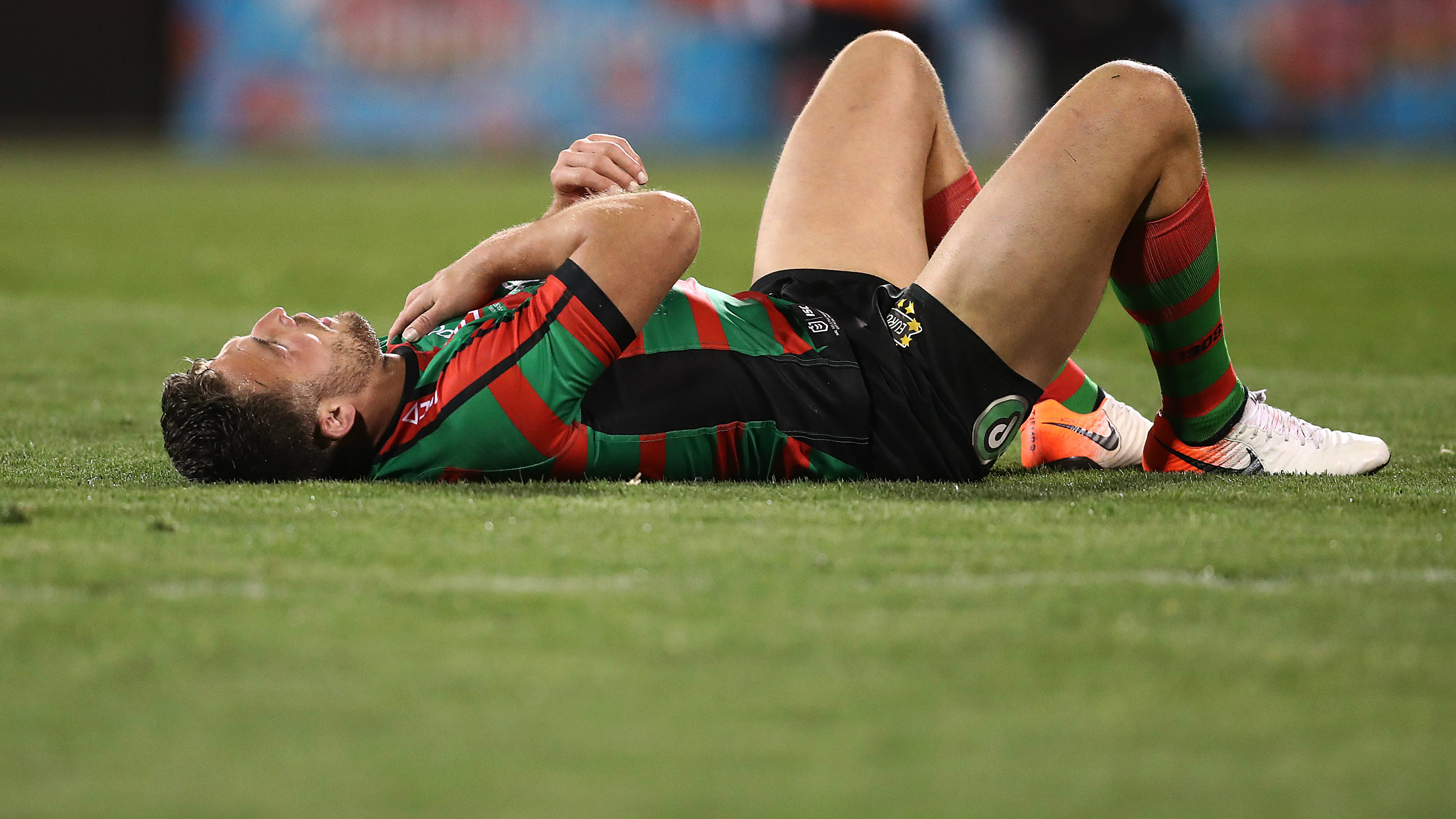 South Sydney Rabbitohs star Sam Burgess ruled out of upcoming Great Britain tour