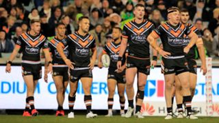 Wests Tigers players