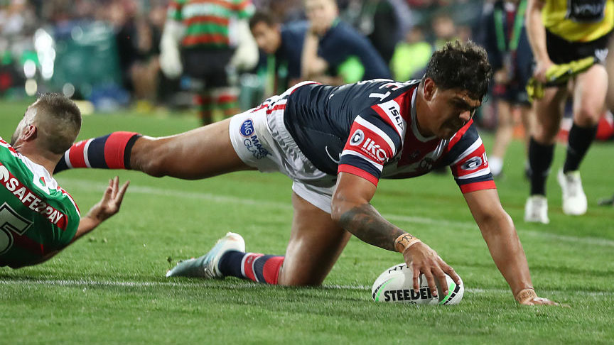Latrell Mitchell: Canterbury officials in disagreement over Sydney Roosters star's price tag, reports