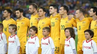 # Socceroos