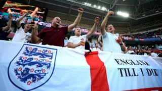 #england fans
