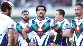 Adam Blair New Zealand Warriors