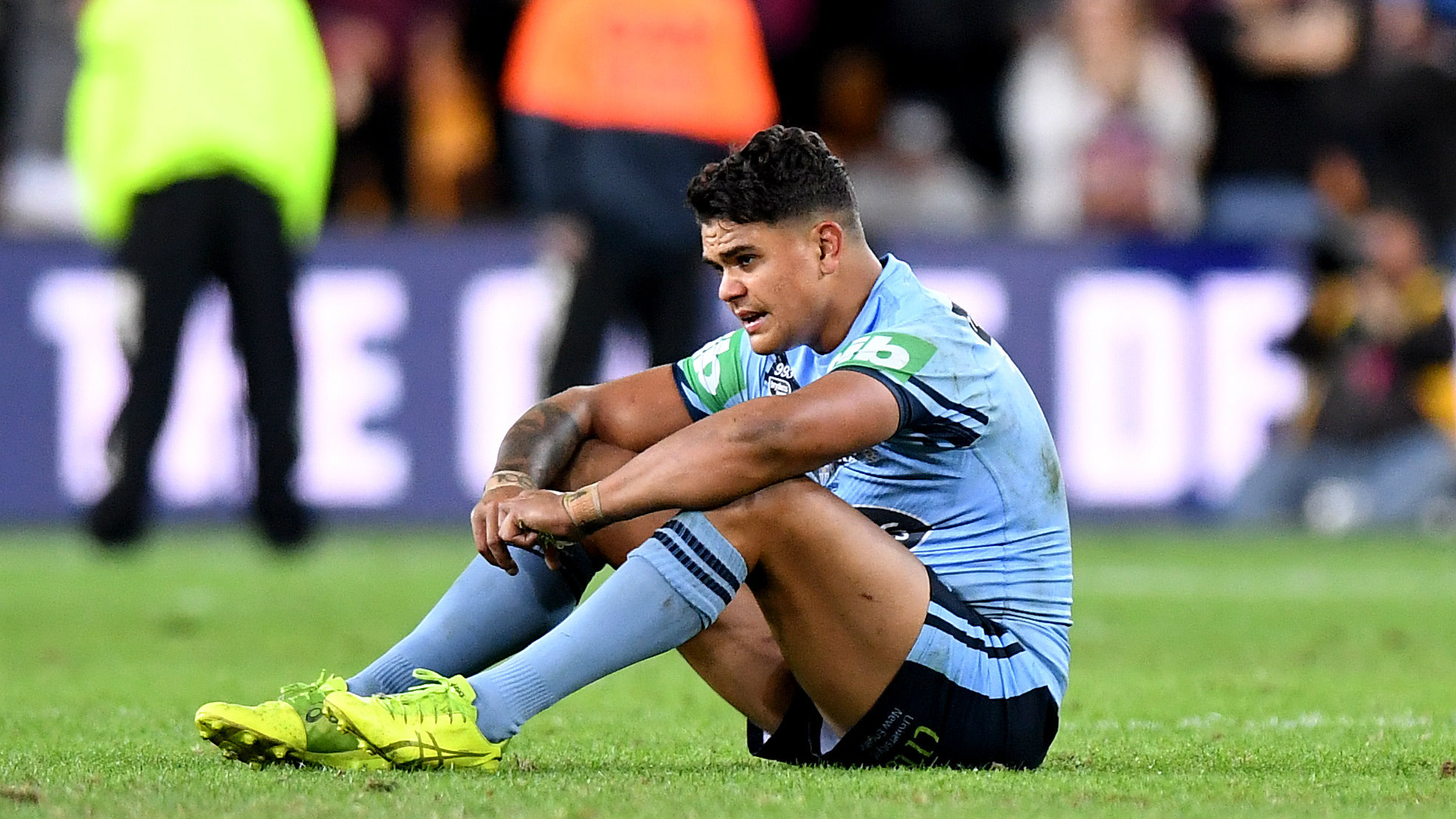 State of Origin: Latrell Mitchell axed as Brad Fittler makes seven changes for game two