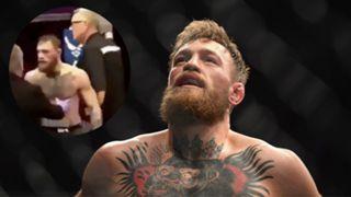 Conor McGregor alternate angle