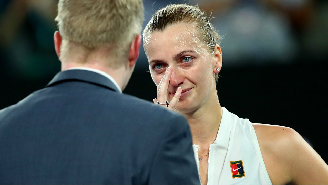 Australian Open: Petra Kvitova's emotional comeback to Grand Slam semi-finals | Sporting News