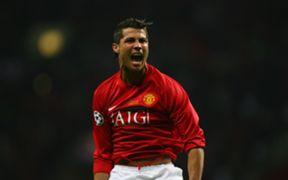 Ronaldo Man Utd