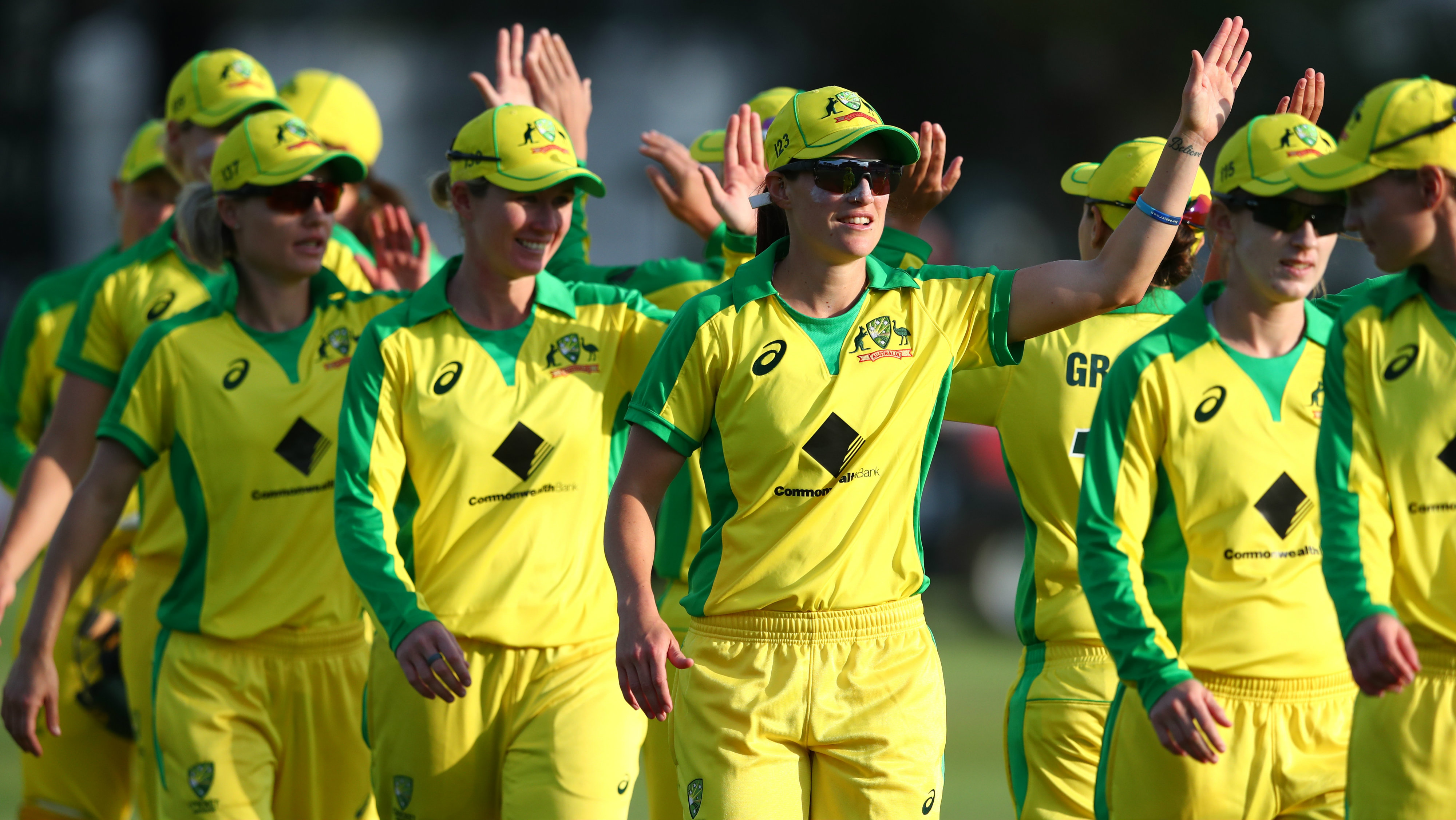 WATCH: Bizarre Run Out Sets Up Victory For Australia